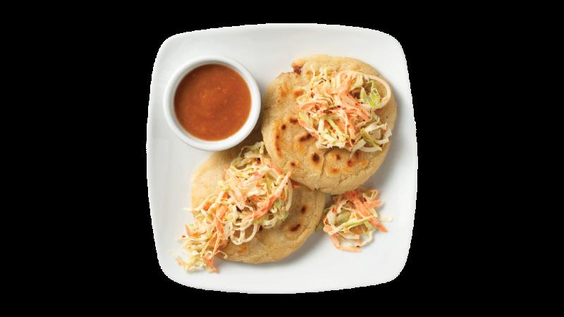 Salvadorean Cheese Pupusas
