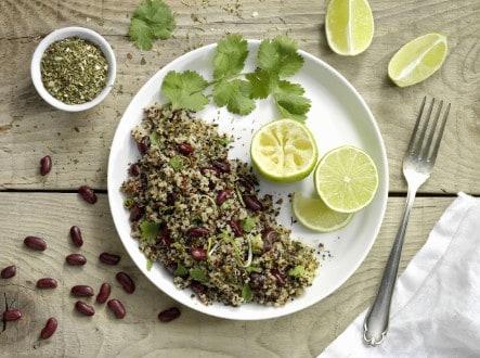 Knorr - Limetten Quinoa Salat