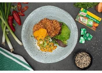 Aubergine Katsu Curry