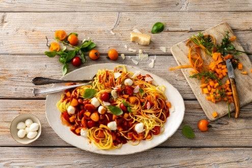 Knorr - Gemüse Bolognese mit Cocktailtomaten