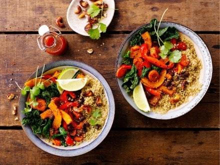 Knorr - Buddha Bowl mit Quinoa