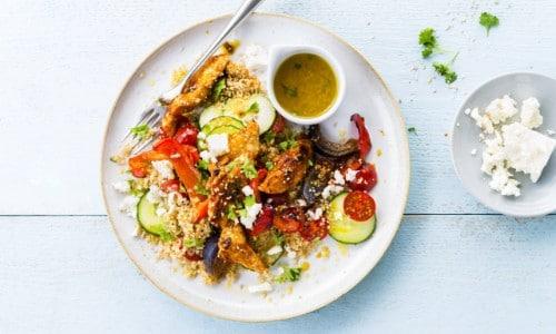 σαλάτα couscous