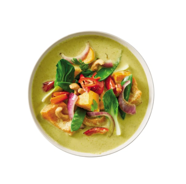 Green Vegetable Curry