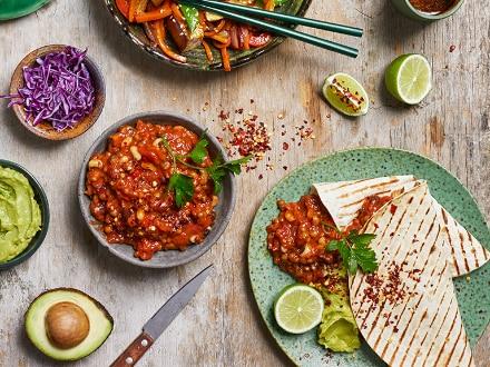 gazpacho chilillä knorr