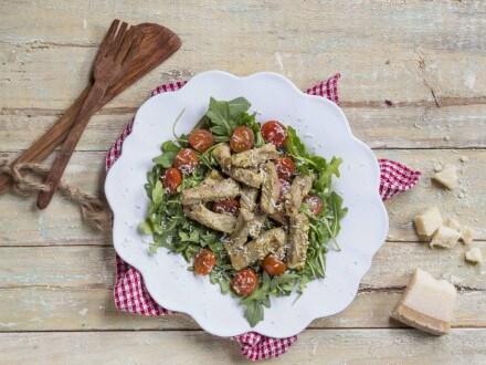 Carne Salteada à Italiana