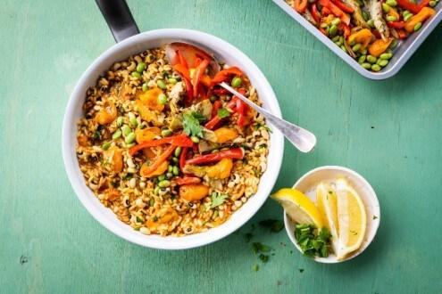 Knorr - Gemüse Paella