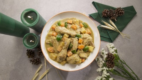 Chicken Curry by Melai
