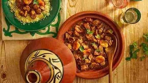 Tajine de bœuf marocain