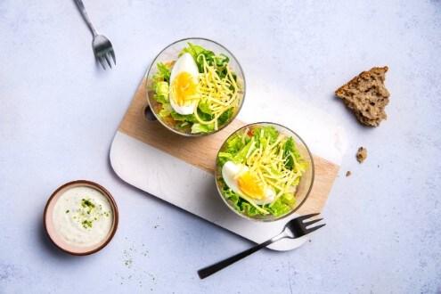 Knorr - Vegetarischer Schichtsalat