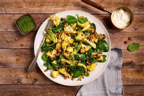 Knorr - Gerösteter Curry-Blumenkohl