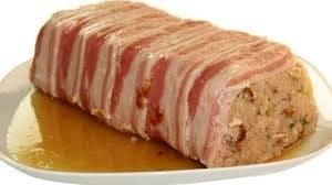 Terrina de carne glaseada