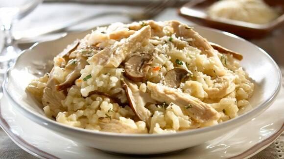 Chicken Mushroom Risotto Knorr Us