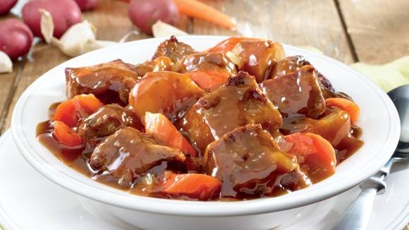 Homestyle Beef Stew