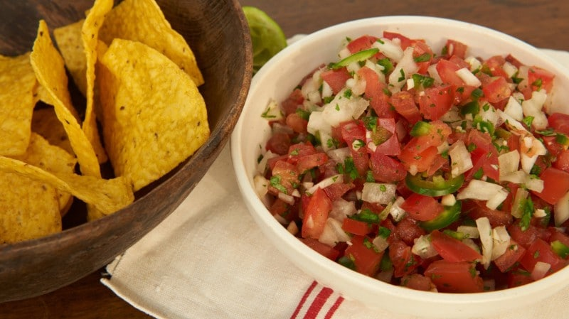 Salsa de Cebolla y Habanero