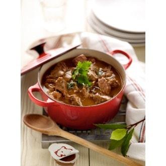 Carbonnades et sa Marmite de Bouillon de viande