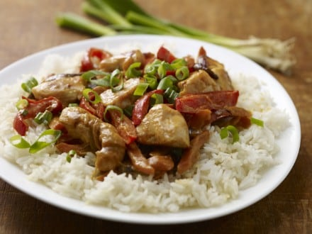Curry thaï rouge facile