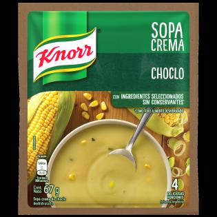 Sopa Crema de Choclo