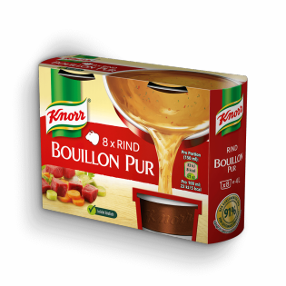 KNORR Bouillon Pur Rind