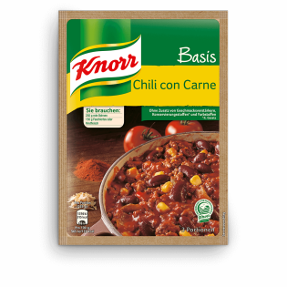 KNORR Basis Chili con Carne