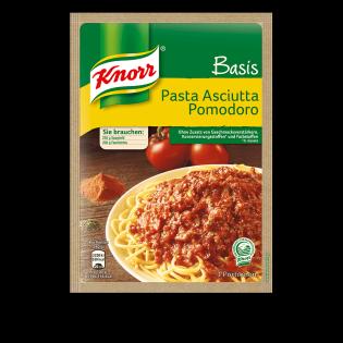 KNORR Basis Pasta Asciutta Pomodoro