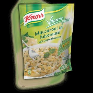 KNORR Vitamin Plus Maccaroni in Käsesauce