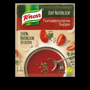 Knorr Echt Natürlich! Tomatencreme Suppe