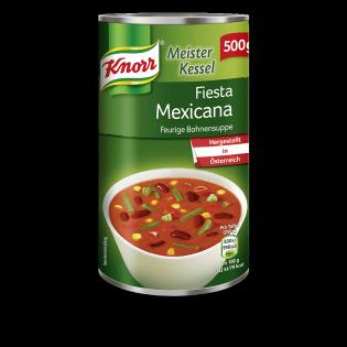 KNORR MeisterKessel Fiesta Mexicana Feurige Bohnensuppe