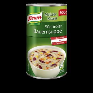 KNORR MeisterKessel Südtiroler Bauernsuppe