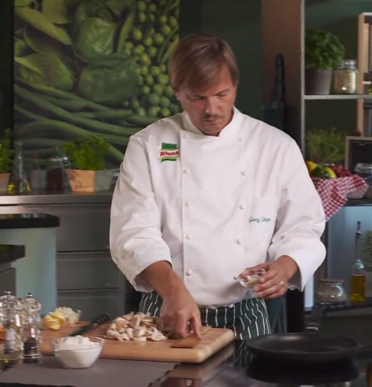 Hoe maak je lekkere gevulde champignons?