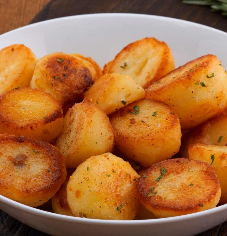 Pommes de terre risolées