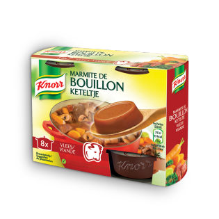 Knorr Bouillonketeltje Vlees