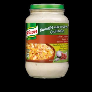 Knorr Gratinoise Bacon & Oignon