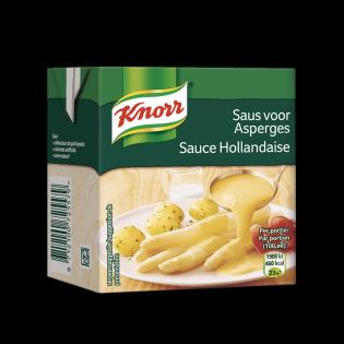 Knorr Saus voor Asperges/Hollandaisesaus