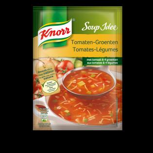 Knorr Soup Idée Tomates Légumes