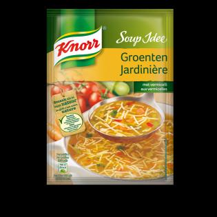 Knorr Soup Idée Groenten