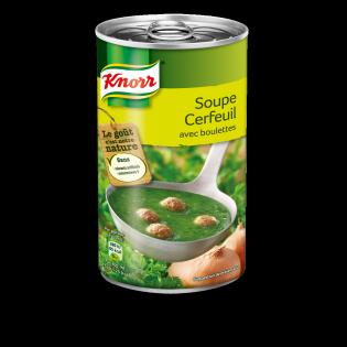 Knorr Cerfeuil avec boulettes