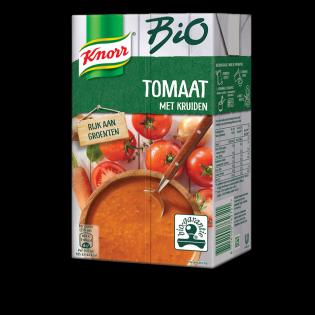 Knorr Bio Tomaat met kruiden