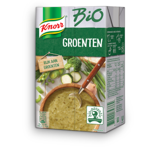 Knorr Bio Groenten