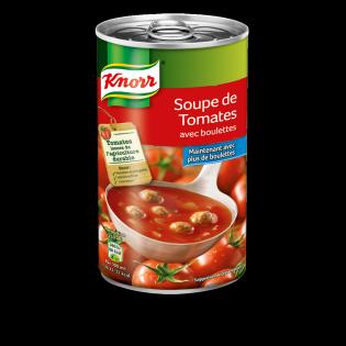 Knorr Tomates avec Boulettes