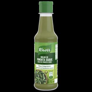 Molho de Pimenta Suave Knorr