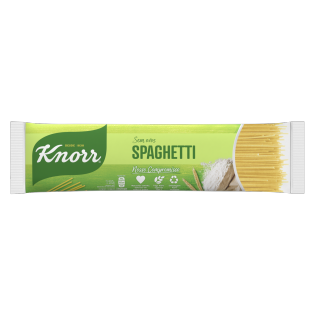 Macarrão Knorr Spaghetti Sêmola