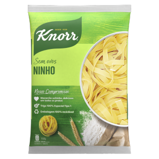 Macarrão Knorr Ninho Sêmola