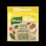 Caldo Knorr 100% Natural Galinha