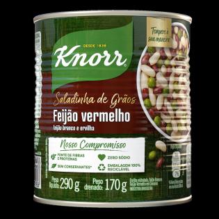 Saladinha de Feijão Vermelho Knorr