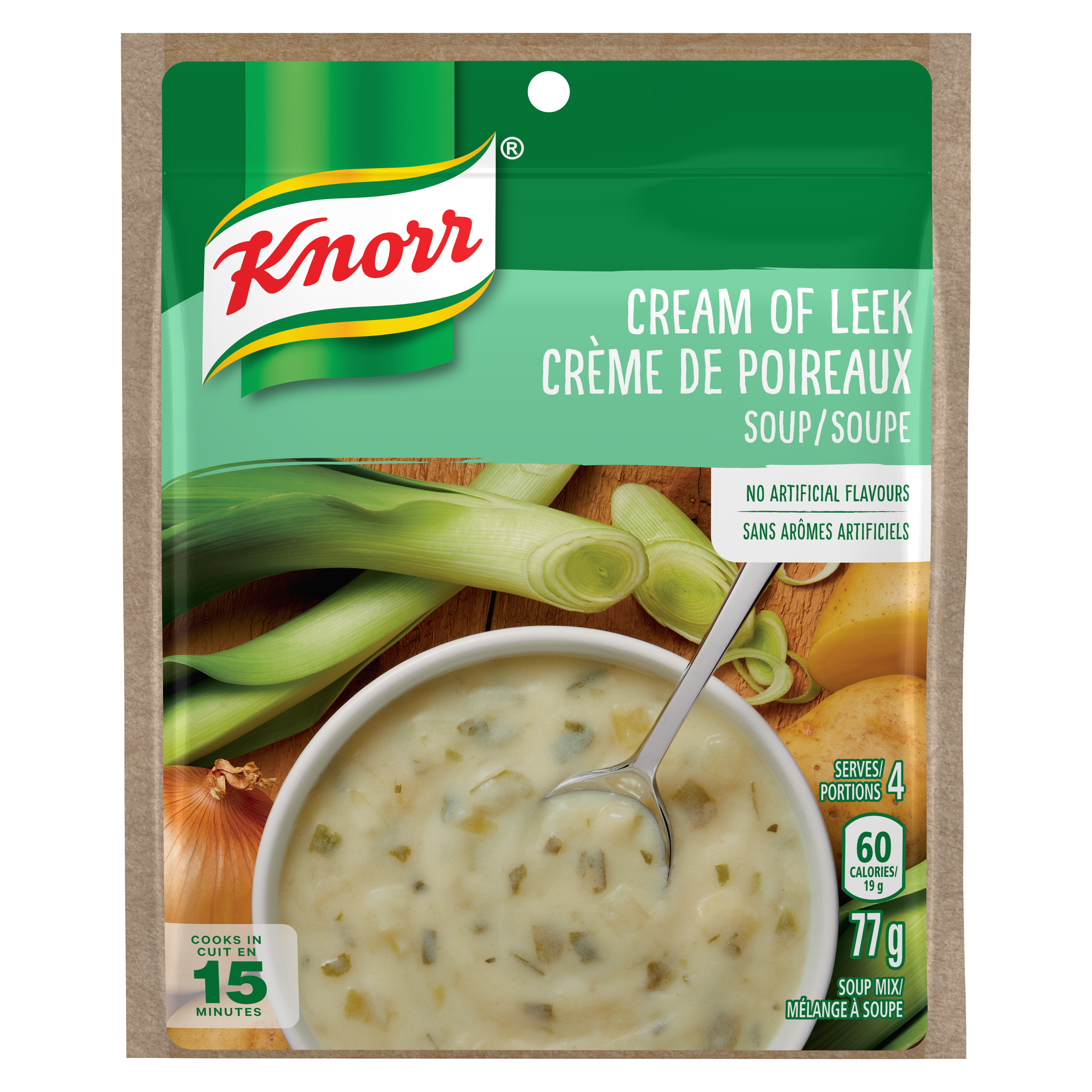 Cream of Leek Soup | Knorr®
