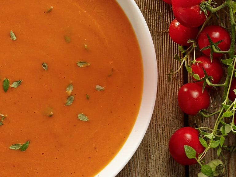 soupes en sachet