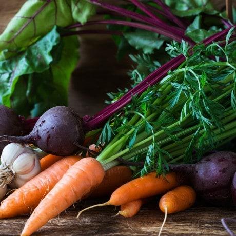 La verdura e la frutta IN AUTUNNO
