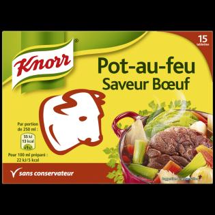 Bouillon Pot-au-Feu