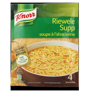 Riewele Supp / Soupe À L'Alsacienne | Knorr