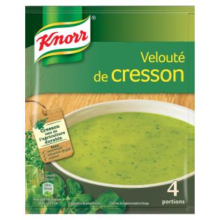 Soupe Velouté de Cresson | Knorr